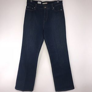 4292 Levi's Perfectly Slimming Boot Cut 512 Jeans